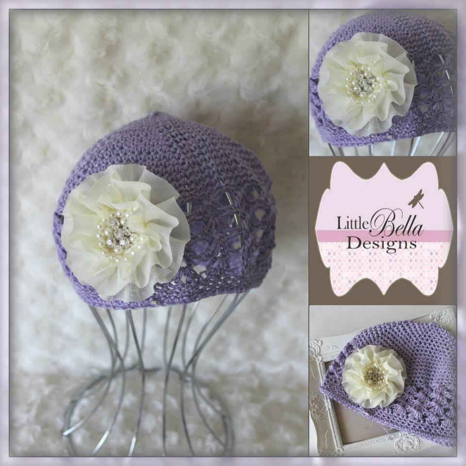 Crochet Beanie – B92
