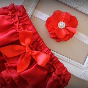Christmas Ruffle Set - C14