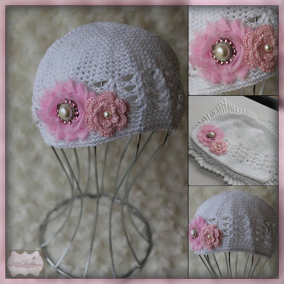 Crochet Beanie - B1