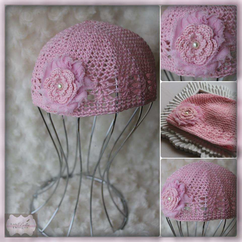 Crochet Beanie - B17