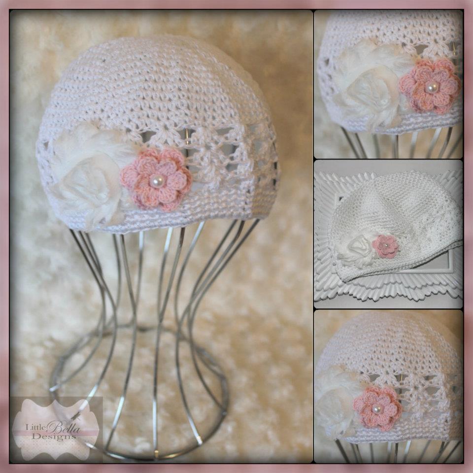 Crochet Beanie - B19