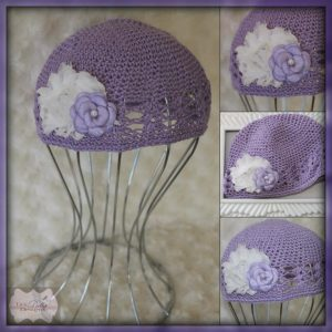 Crochet Beanie - B38