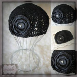 Crochet Beanie - B49