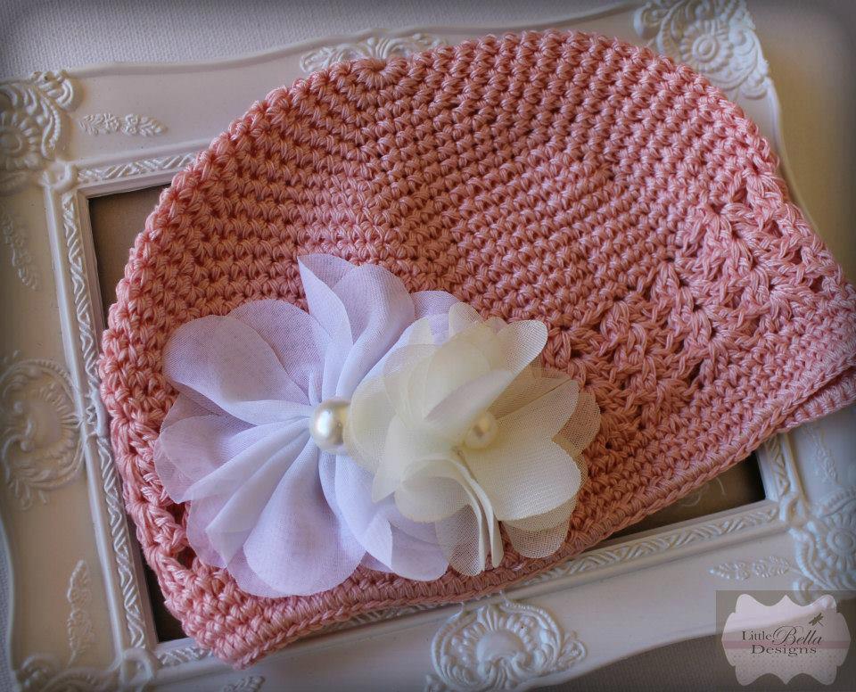 Crochet Beanie - B51