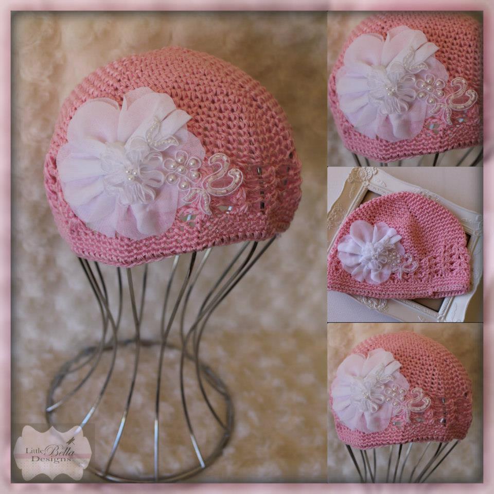 Crochet Beanie - B52