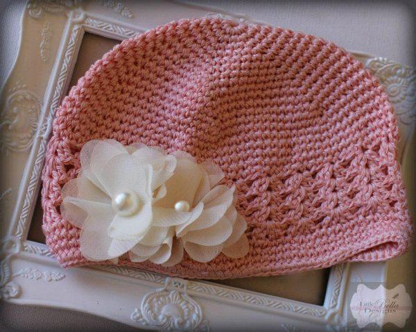 Crochet Beanie - B55