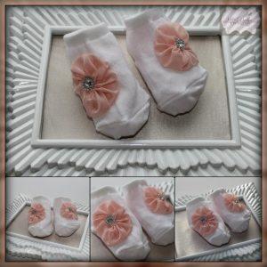 Embellished Socks - S11