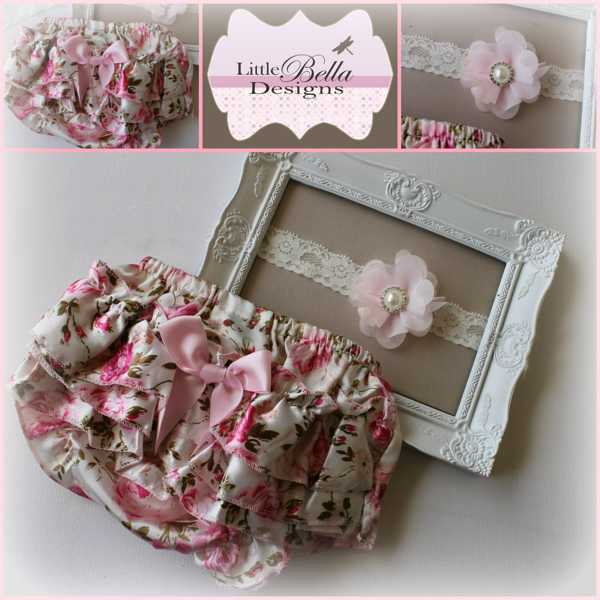 Floral Headband Set - RB21
