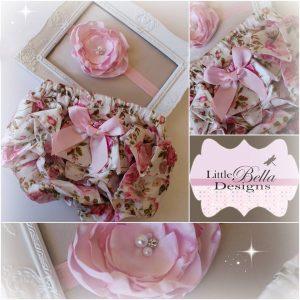 Floral Vintage Glam Set - VG81
