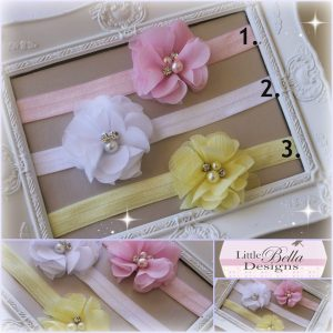 Headbands Special TRIO Set