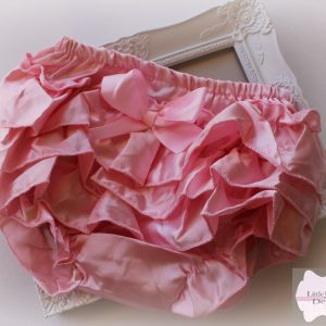 Pink Ruffle Bum - RB20